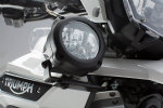 SW-MOTECH HAWK light mount black. TRIUMPH Tiger 1200 Explorer (16-17) V201.